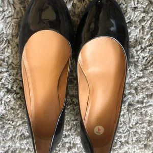 JCrew patent leather shoes
